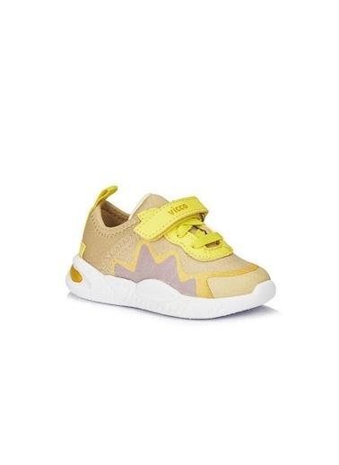 Vicco Vicco Ilk Adım Phylon Spor Ayakkabı Bebek Bej Bej